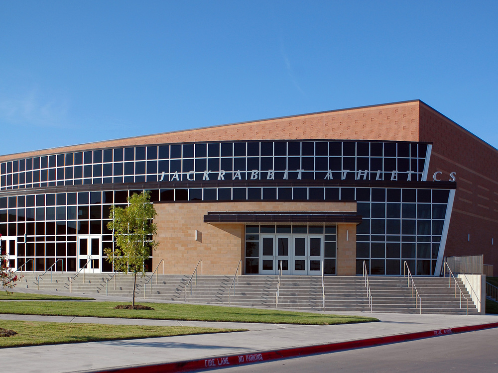 Forney High Football Facility Architecture For Non Majors