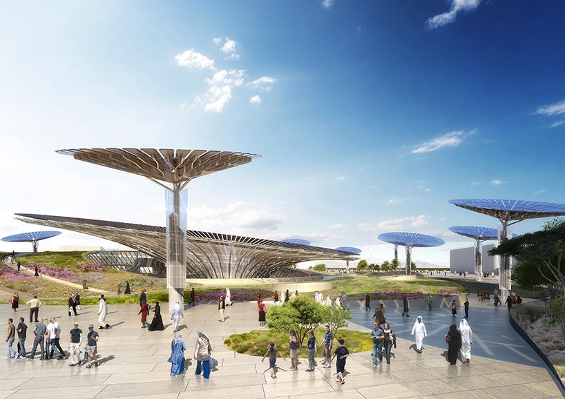 The Sustainability Pavilion – Grimshaw Architects